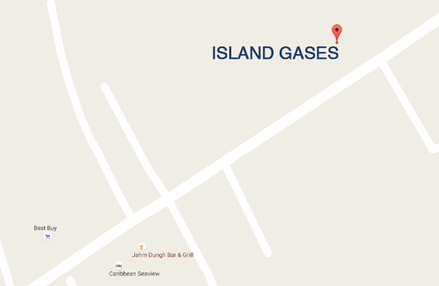 Island Gases Long Path